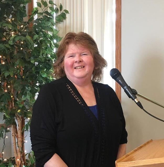 Worship Leader and Guest speaker Julie Reynolds